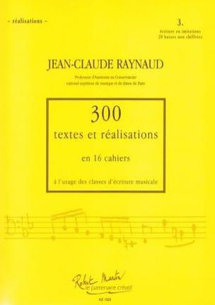 300 textes et réalisations, cahier 3 (réalisations) : écriture en Imitation laflutedepan