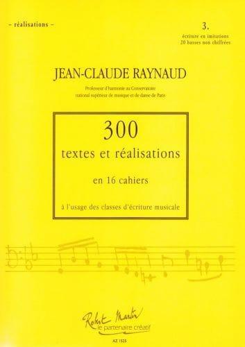 300 textes et réalisations, cahier 3 (réalisations) : écriture en Imitation - laflutedepan.com