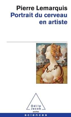Portrait du cerveau en artiste Pierre LEMARQUIS Livre laflutedepan