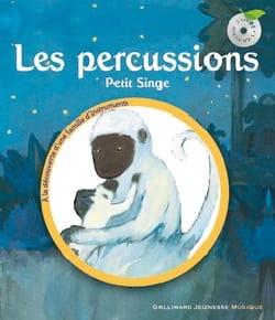 Les percussions : Petit singe laflutedepan