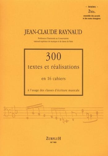 300 textes et réalisations, cahier 2bis (textes) - laflutedepan.com