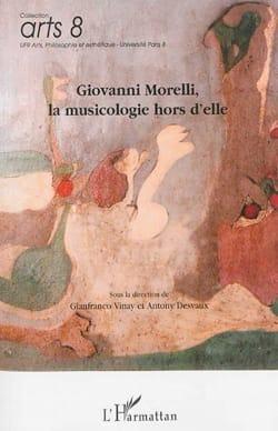 Giovanni Morelli, la musicologie hors d'elle - laflutedepan.com