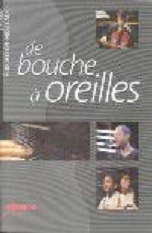 DE BOUCHE À OREILLES - JARRY-PERSONNAZ Hélène - laflutedepan.com