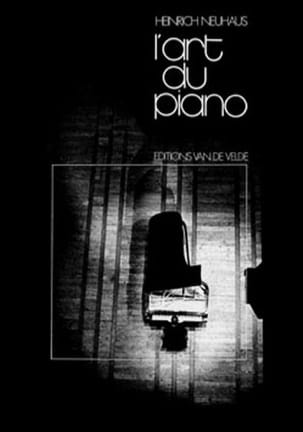 L'art du piano Heinrich NEUHAUS Livre Les Instruments - laflutedepan