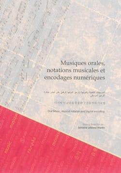 Musiques orales, notations musicales et encodages numériques laflutedepan