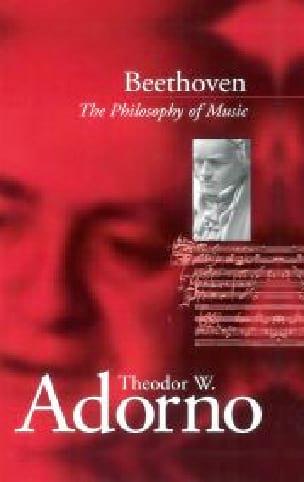 Beethoven: The Philosophy of Music - Theodor ADORNO - laflutedepan.com