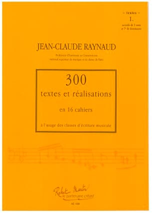 300 textes et réalisations, cahier 1 (textes) laflutedepan