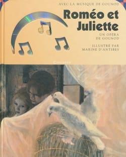 Roméo et Juliette GOUNOD Livre Découverte des oeuvres - laflutedepan