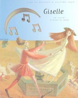 Giselle ADAM Livre Découverte des oeuvres - laflutedepan