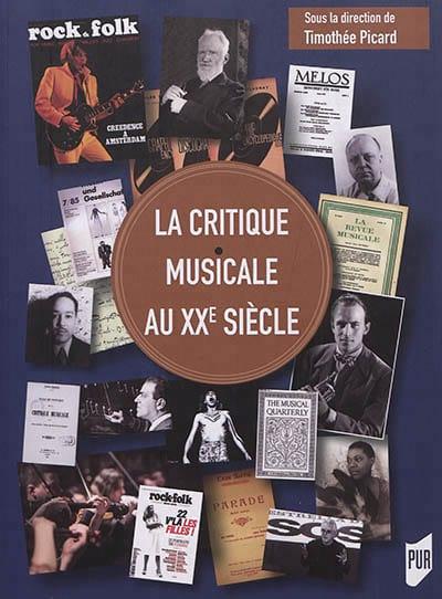 La critique musicale au XXe siècle - laflutedepan.com
