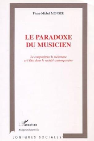 Le Paradoxe du musicien - Pierre-Michel MENGER - laflutedepan.com