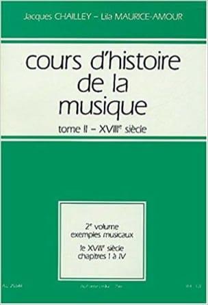 Cours d'histoire de la musique : Tome 2 vol. 1 laflutedepan