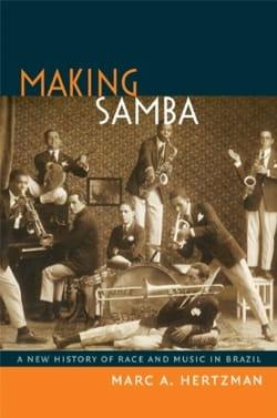 Making samba Marc HERTZMAN Livre Les Pays - laflutedepan