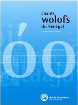 Chants wolof du Sénégal PENNA-DIAW Luciana Livre laflutedepan