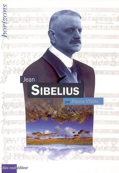 Jean Sibelius - Pierre VIDAL - Livre - Les Hommes - laflutedepan.com