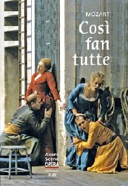 Avant-scène opéra (L') n° 292 : Cosi fan tutte MOZART laflutedepan