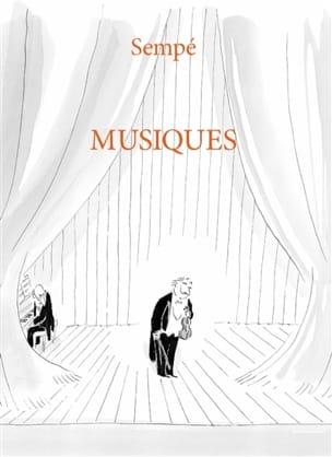 SEMPÉ Jean-Jacques - Music - Livre - di-arezzo.co.uk