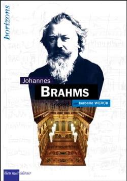 Johannes Brahms Isabelle WERCK Livre Les Hommes - laflutedepan