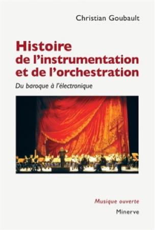 Histoire de l'instrumentation et de l'orchestration - laflutedepan.com