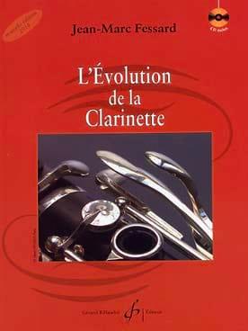 L'évolution de la clarinette FESSARD Jean-Marc Livre laflutedepan