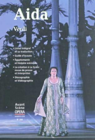 Avant-scène opéra (L'), n° 268 : Aïda - VERDI - laflutedepan.com