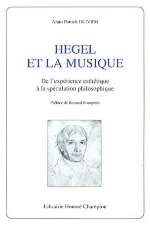 Hegel et la musique : de l'expérience esthétique à la spéculation philosophique laflutedepan