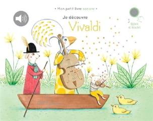 Je découvre Vivaldi - Delphine RENON - Livre - laflutedepan.com