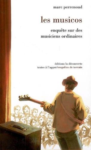 Les musicos : enquête sur des musiciens ordinaires laflutedepan