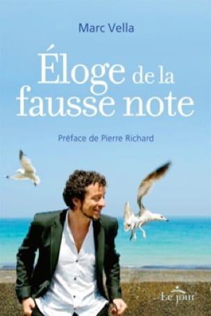 Éloge de la fausse note - Marc VELLA - Livre - laflutedepan.com