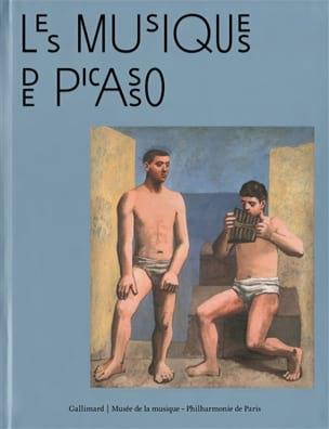 Les musiques de Picasso CUSSAC DE Camille Livre laflutedepan