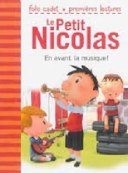 Le petit Nicolas, volume 22 : en avant la musique ! laflutedepan