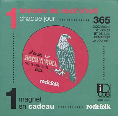 1 histoire du rock'n'roll chaque jour - DIVERS - laflutedepan.com