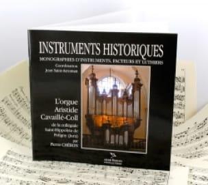 L'orgue Aristide Cavaillé-Coll de la collégiale Saint-Hippolyte de Poligny - laflutedepan.com
