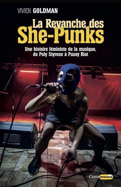 La revanche des she-punks - VIvien GOLDMAN - Livre - laflutedepan.com