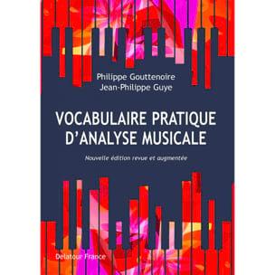 Vocabulaire pratique d'analyse musicale laflutedepan