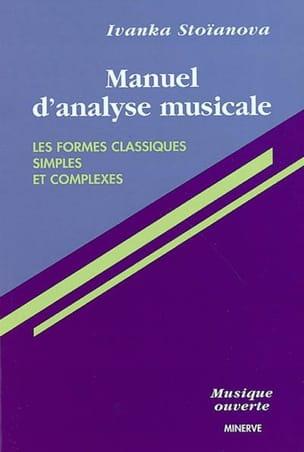 Manuel d'analyse musicale, vol. 1 : Les formes classiques simples et complexes laflutedepan