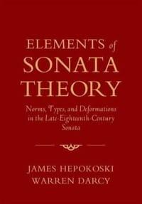 Elements of sonata theory HEPOKOSKI James / Darcy Warren laflutedepan