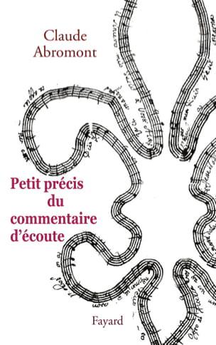 Claude ABROMONT - Breve comentario - Livre - di-arezzo.es