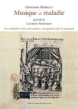 Musique et maladie Giovanni MORELLI Livre Les Sciences - laflutedepan