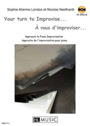 A vous d'improviser... - Your turn to improvise... - laflutedepan.com
