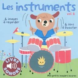 Les Instruments, vol. 2 Marion BILLET Livre laflutedepan
