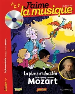 La plume enchantée de Wolfgang Amadeus Mozart laflutedepan