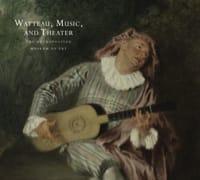 Watteau, music and theater Katharine BAETJER Livre laflutedepan