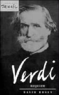 Verdi : Requiem David Rosen Livre Les Oeuvres - laflutedepan