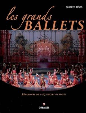 Les grands ballets : répertoire de cinq siècles de danse - laflutedepan.com