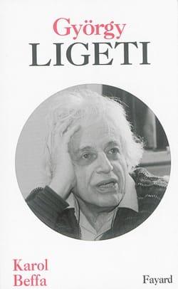 György Ligeti Karol BEFFA Livre Les Hommes - laflutedepan