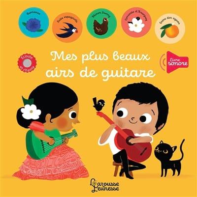Mes plus beaux airs de guitare - Marie PARUIT - laflutedepan.com