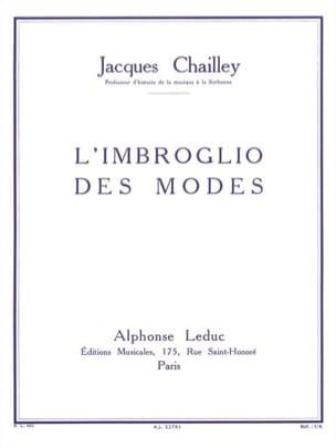 L'imbroglio des modes Jacques CHAILLEY Livre laflutedepan