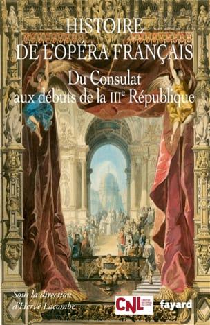 Histoire de l'opéra français vol. 1 - laflutedepan.com