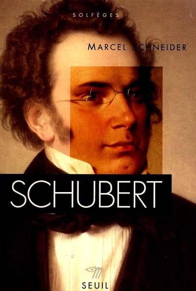 Schubert - Marcel SCHNEIDER - Livre - Les Hommes - laflutedepan.com